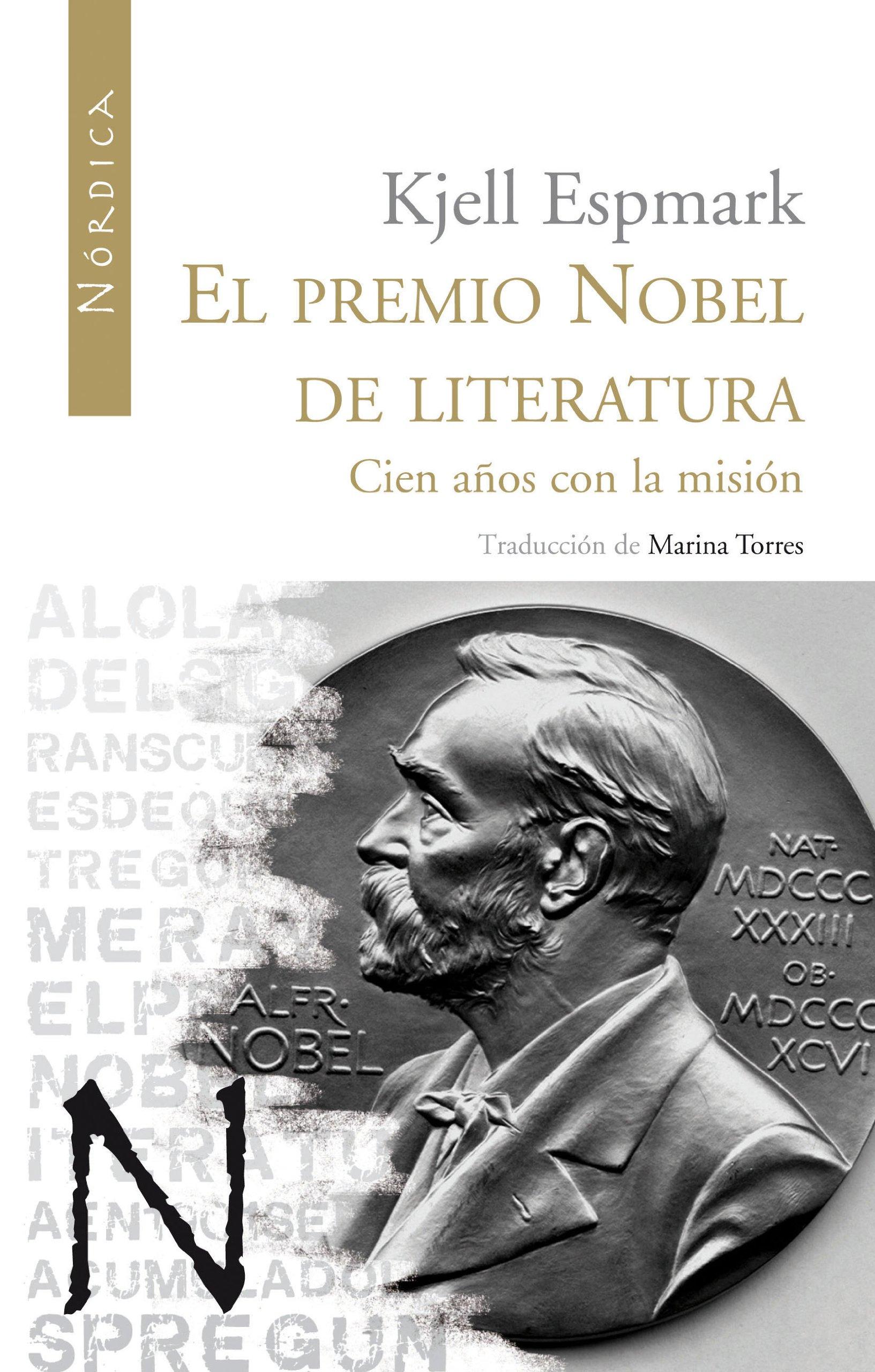Download El Premio Nobel de Literatura : cien aA±os con la misiA³n pdf epub