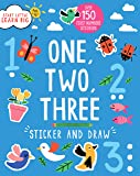 Sticker and Draw One, Two, Three (Start Little, Learn Big)