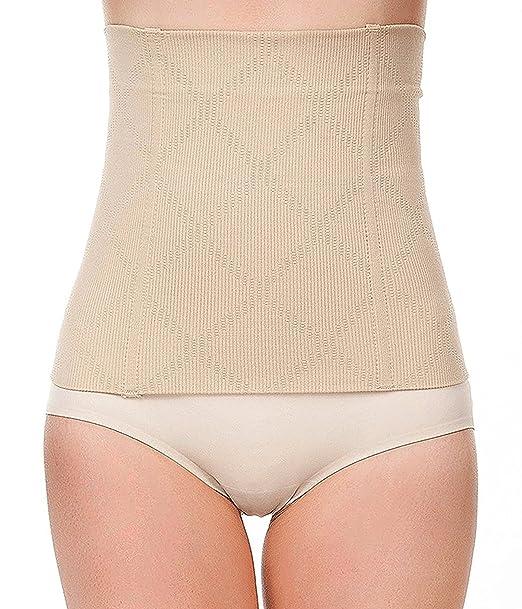 3f9eac2053909 KavJay s Tummy tucker belt for Women Body Shaper Corset  Amazon.in ...