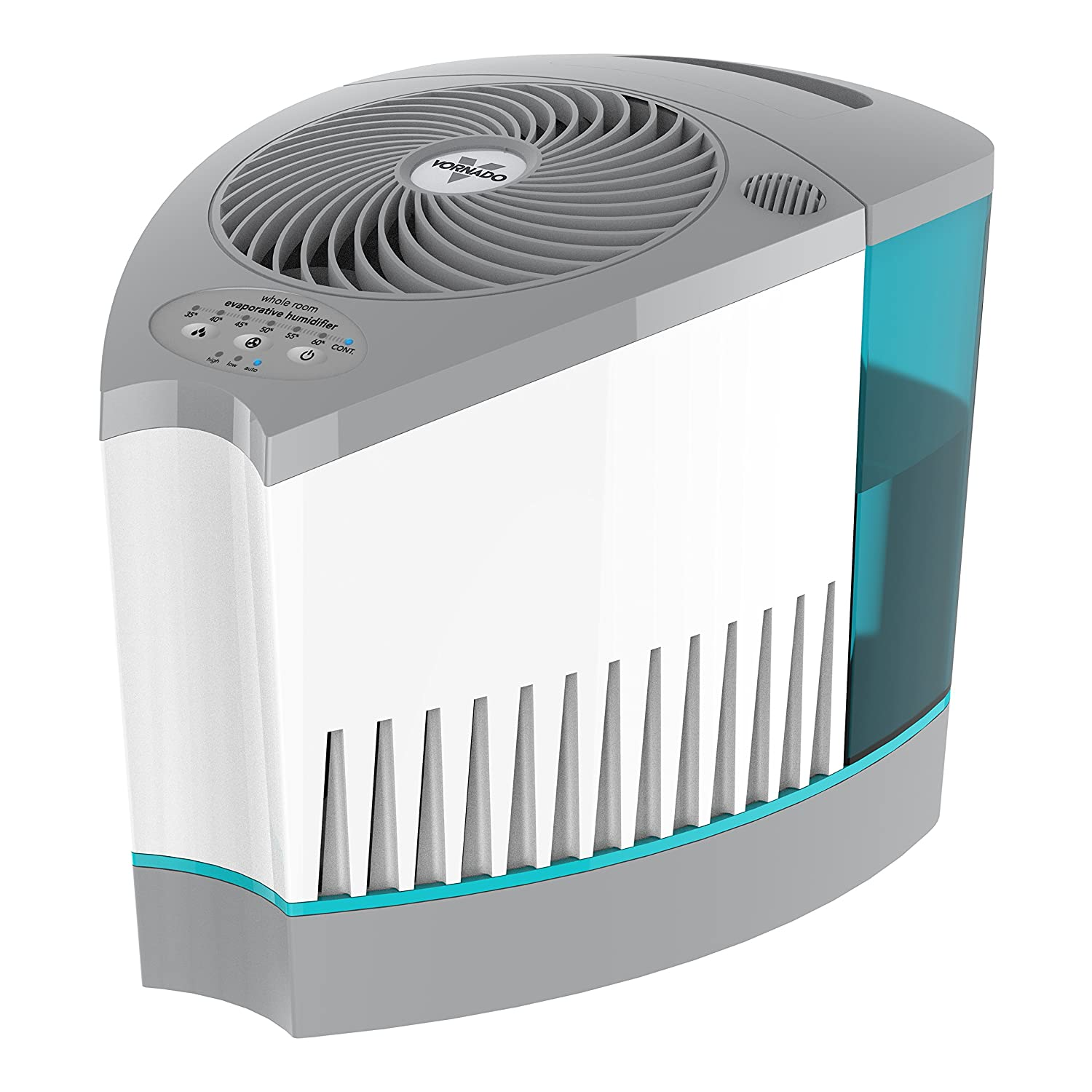 Amazon.com: Vornado Evap3 Whole Room Evaporative Humidifier, White: Home &  Kitchen