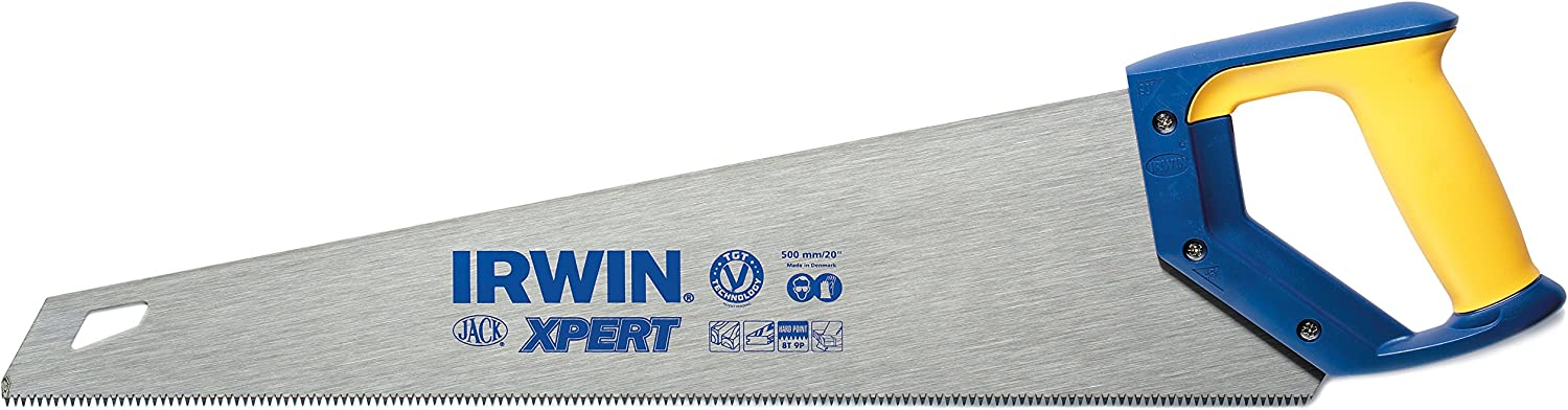 Yellow Blue Irwin 10505555 IW10505555 Hands/äge Xpert fein 375mm 10T//11P Stainless steel
