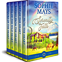 The Serenity Falls Complete Series: Sweet Romance at Wyatt Ranch (Sweet, Small-Town Romance Collections)