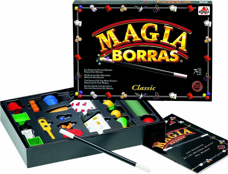 Educa- Juegos de Magia Borras, 100 truques (11481): Amazon.es: Juguetes y juegos