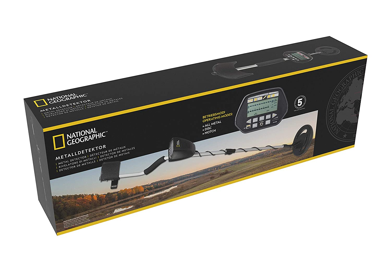 National Geographic 9010500/Detector de Metales