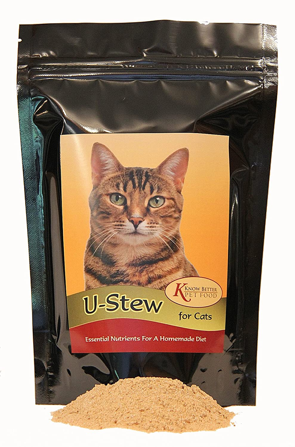 12oz U-Stew for Cats Make your own homemade cooked cat food  Cat Food Supplement
