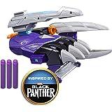 MARVEL AVENGERS - Black Panther - NERF Assembler Gear - Endgame movie inspired - Kids toys & outdoor games - Ages 5+