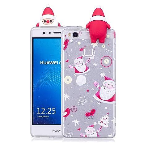 Funda Huawei P9 Lite, Carcasa Huawei P9 Lite, JAWSEU Huawei ...