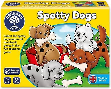 Orchard_Toys Spotty Dogs - Juego de mesa (en inglés): Amazon.es ...