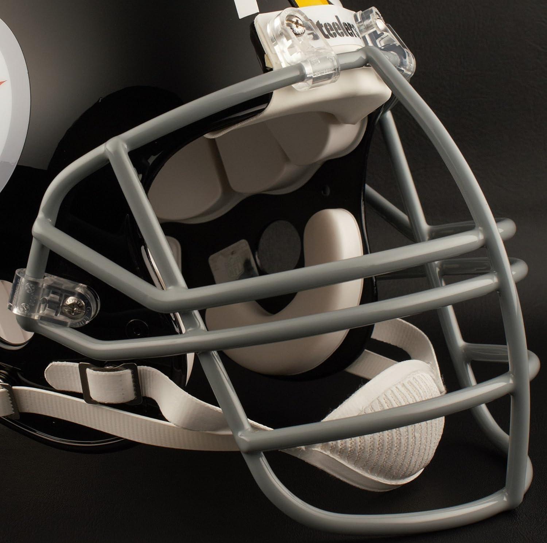 613d478fff0 Amazon.com   Riddell Pittsburgh Steelers 1963-1976 NFL Replica Throwback  Football Helmet w NJOP Facemask   Sports   Outdoors