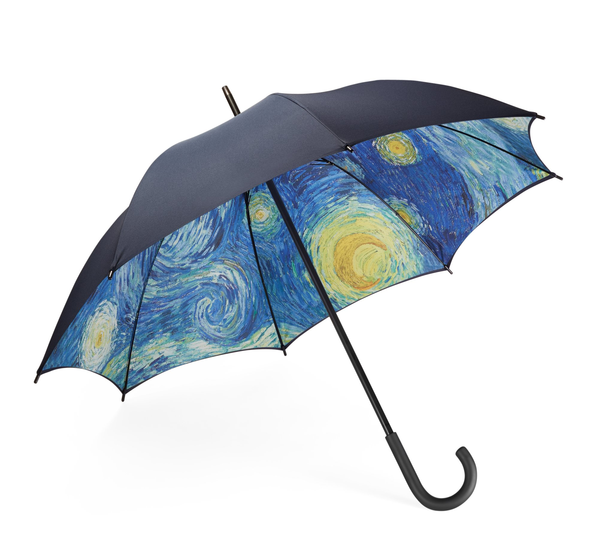 Authentic, Original MoMA Full Sized Starry Night Umbrella - Sold directly from MoMA Design Store