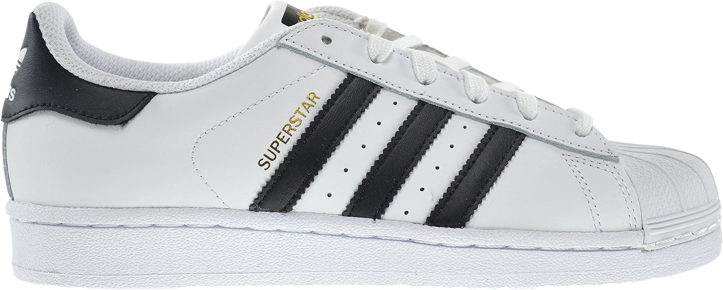 adidas Superstar J Big Kids Shoes