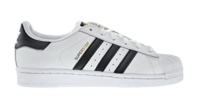 Adidas Superstar J Big Kids Shoes Running White Ftw Core Black c77154 (4 M 9473fb536