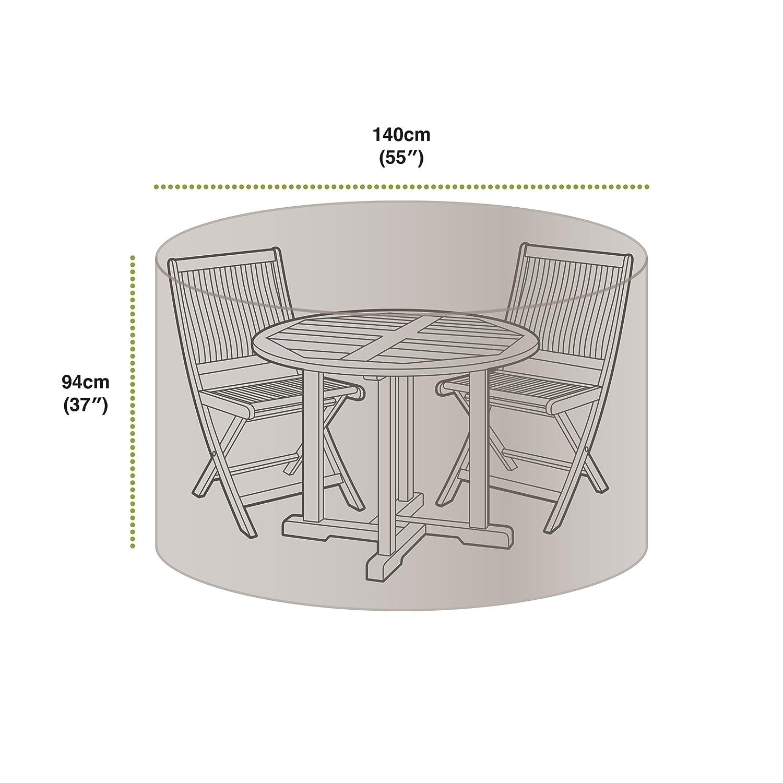 Gardman 32218 Patio Set Cover - Small Round