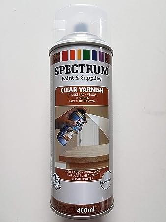 1k Klarlack Acryllack Spray 400ml Glänzend Baumarkt
