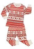 Amazon Price History for:ATTRACO Little Girls Pajamas Children Christmas Sleepwear Sets Cotton PJS