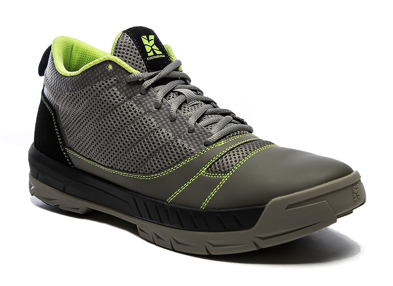 Kujo Yardwear Lightweight Breathable Yard Work Shoe B0793SH76Z 8 D(M) US Men / 9.5 B(M) Women|Grey / Green