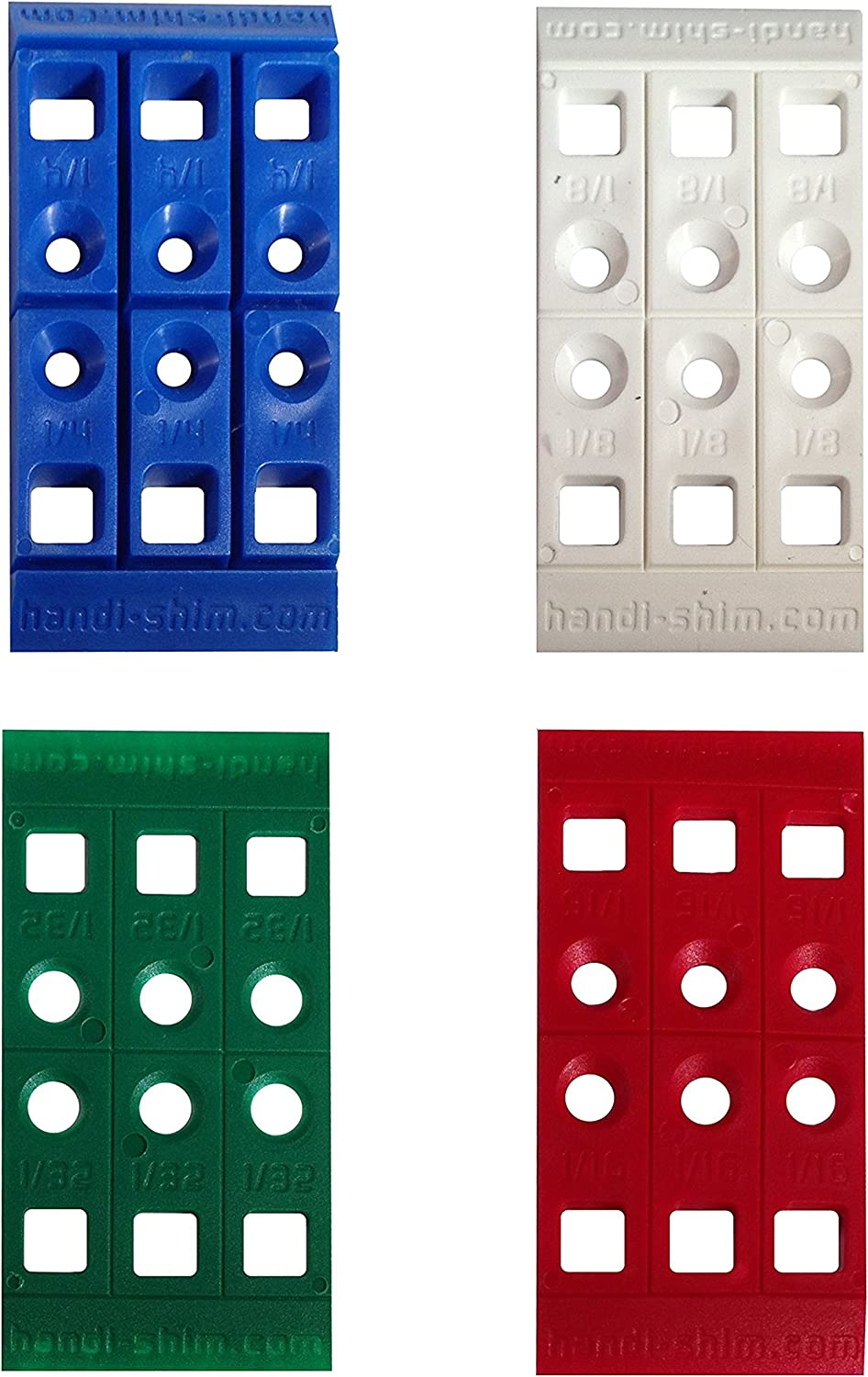 """Steel Plate Shim Spacers Pack of 14! 1//8/"""" Various Sizes"""