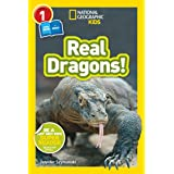 National Geographic Kids Readers: Real Dragons (L1/Co-reader)