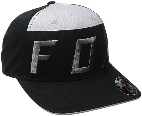 Fox - Gorra de béisbol - para Hombre Negro S x M: Amazon.es: Ropa ...