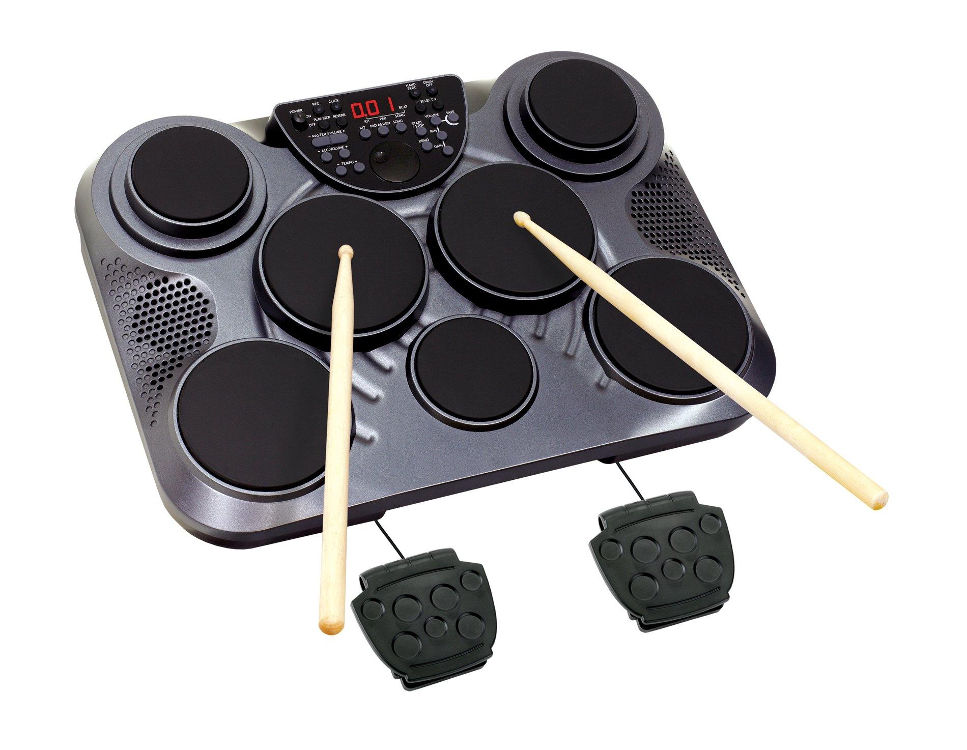 galleon medeli dd305 electronic drum pad. Black Bedroom Furniture Sets. Home Design Ideas