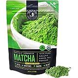 Jade Leaf Organic Matcha Green Tea Powder - Authentic Japanese Origin (3.53 Ounce)