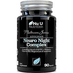 5-HTP, Magnesio y Fuentes de Melatonina Para Ayudar a Conciliar el Sueño  