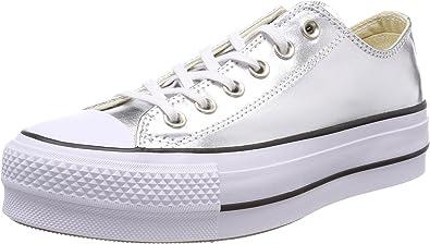 Converse Damen CTAS Lift Ox Fitnessschuhe: : Schuhe