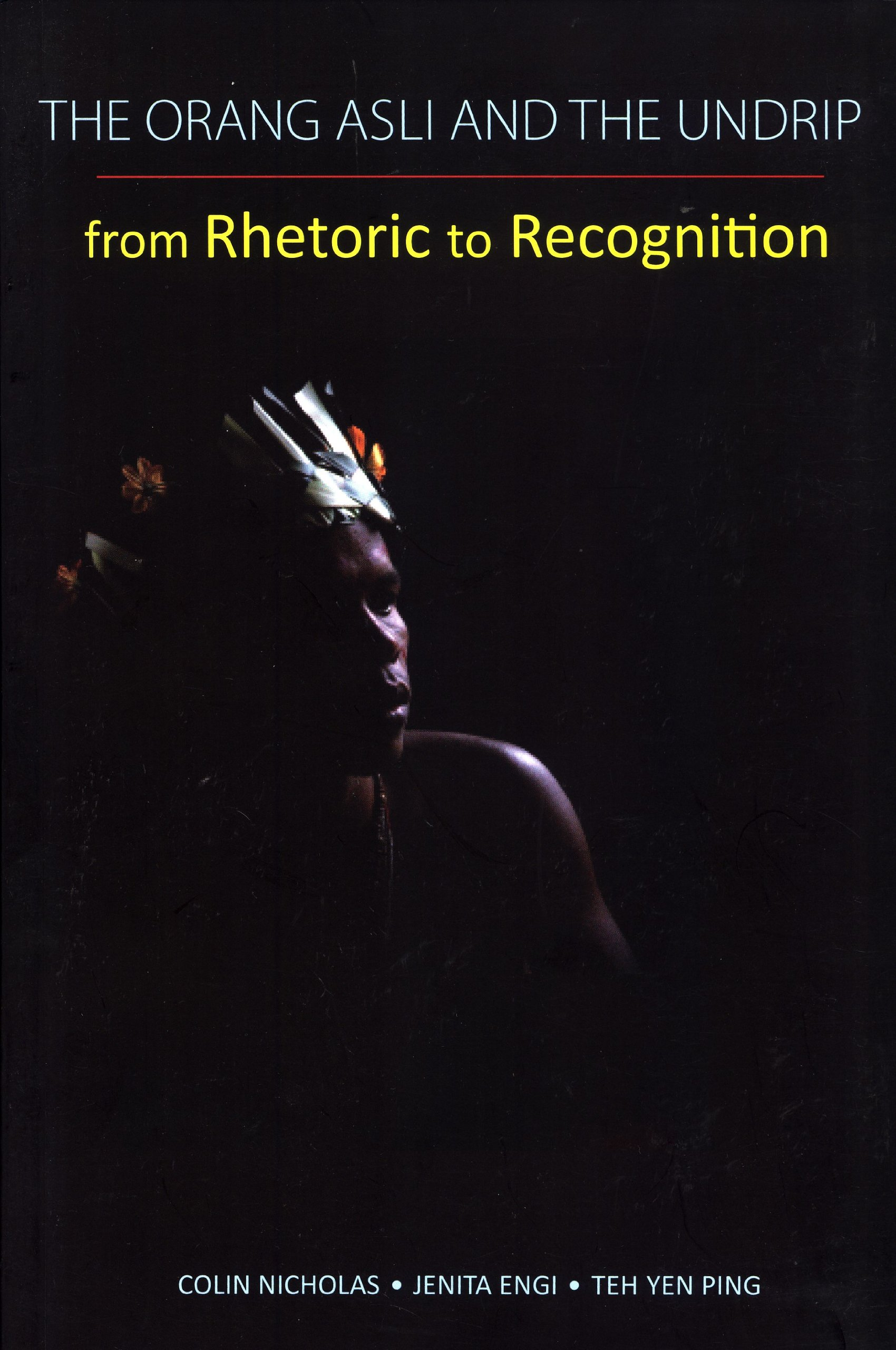 The Orang Asli And The Undrip From Rhetoric To Recognition C Engi J Ping T Y Nicholas  Amazon Com Books