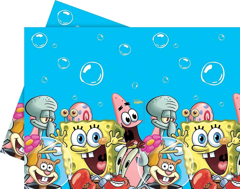 amscan International Copritavolo per Festa Sponge Bob