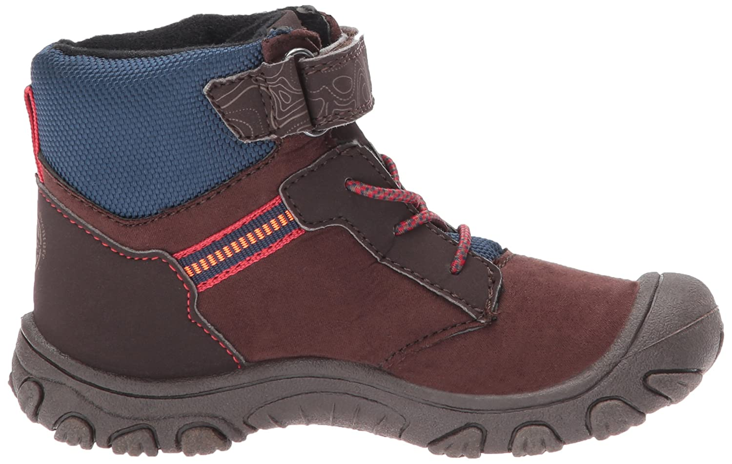 Kids Rainier Boys Waterproof Boot Hiking M.A.P