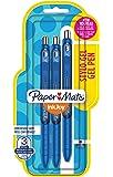 Paper Mate InkJoy Gel Pens, Medium Point, Blue Assorted, 3 Pack, 1959304