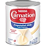 Carnation Evaporated Milk, 6 lb 1 oz Single Bulk Can, Unsweetened Condensed Milk for Baking, Shelf Stable (97 oz Total)