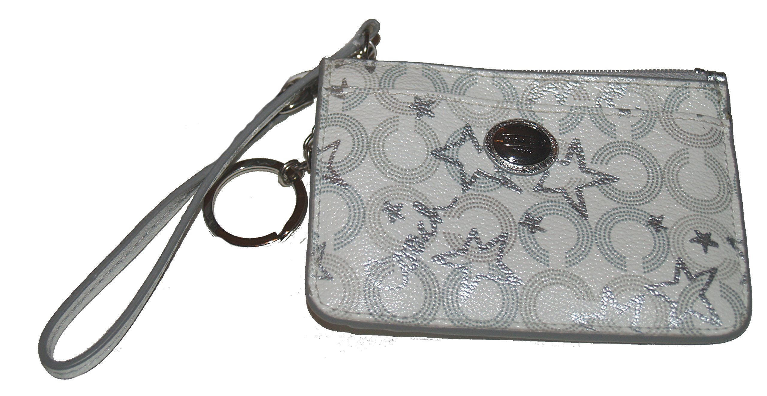 Coach Peyton Snow Queen Print ID's Card Case Keyring Holder by COACH (Image #4)