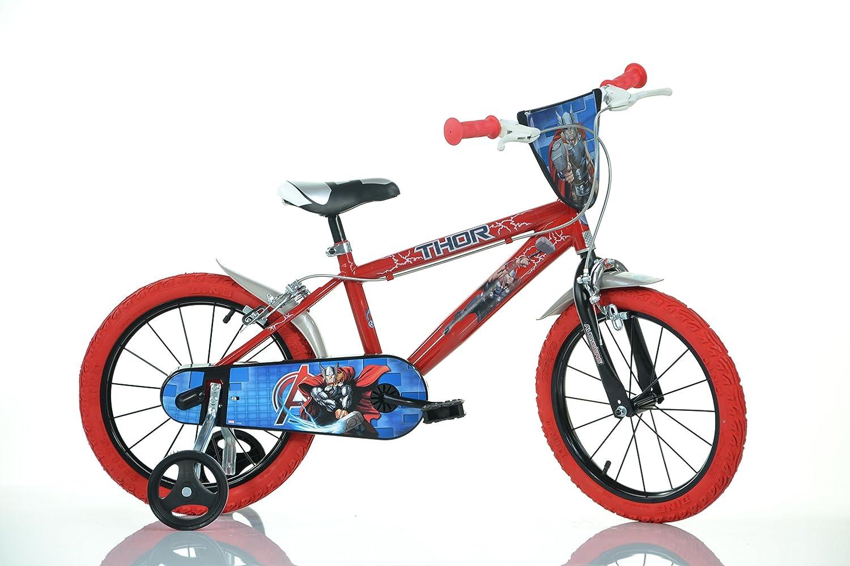 Dino Bikes 416U-THR マーベル ソー 16インチ 自転車 マルチカラー 60×80cm   B076F7Z6SN