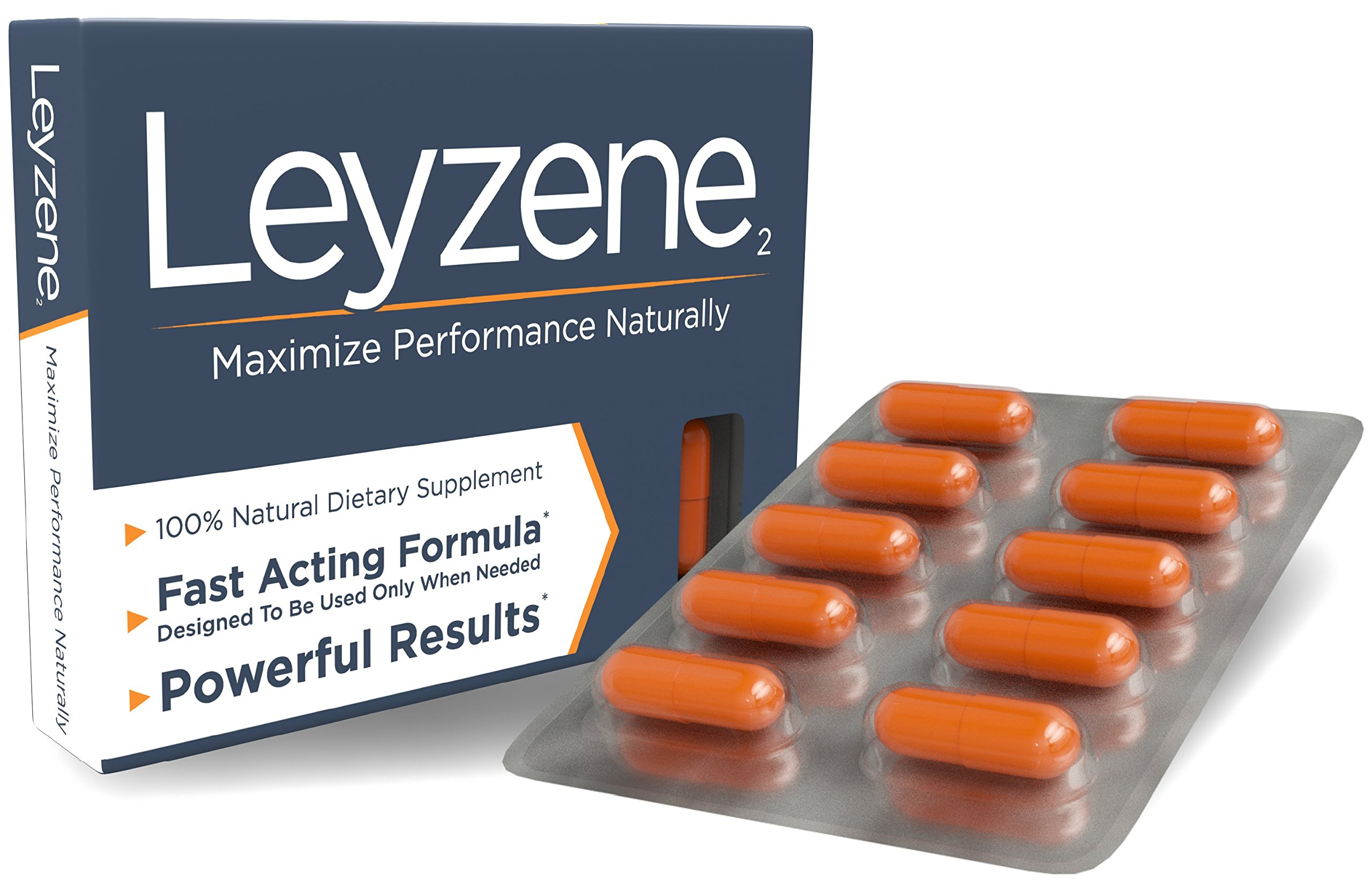 Leyzene₂ w/ Royal Jelly. The NEW Most Effective Natural Amplifier for Rapid Performance Male Enhancement, Energy, and Endurance! Doctor Certified!