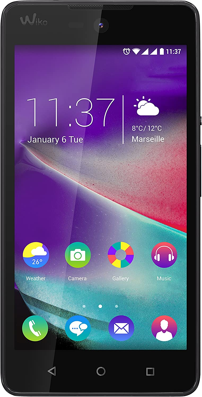 Wiko Rainbow Lite 4G - Smartphone libre Android (pantalla 5 ...