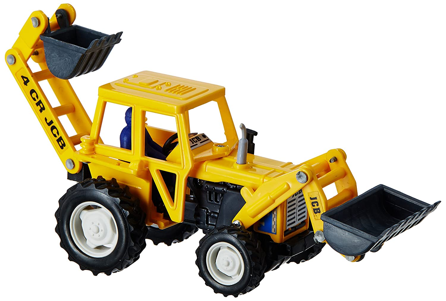 Buy Centy Toys Jcb Earth Mover Yellow Online At Low Prices In India