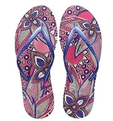 fa09346d1 Dupè Women's Thong Sandals Fuchsia Size: 6-7: Amazon.co.uk: Shoes & Bags