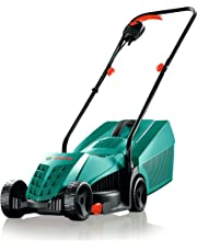 Bosch Rotak 32-12 Electric Rotary Lawnmower with 32 cm Cutting Width