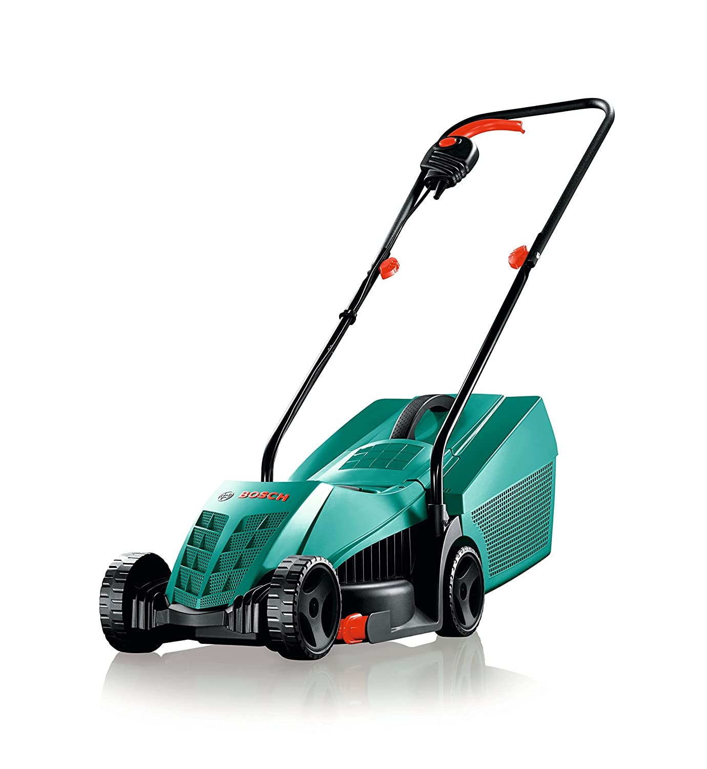 Bosch Rotak 32-12 Electric Rotary Lawnmower with 32 cm Cutting Width 06008A6078