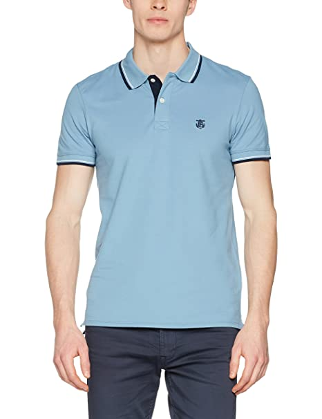 Selected Homme SLHNEWSEASON - Polo - bitter chocolate e0PHfnH7