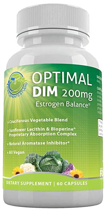 Product thumbnail for Optimal DIM Supplement
