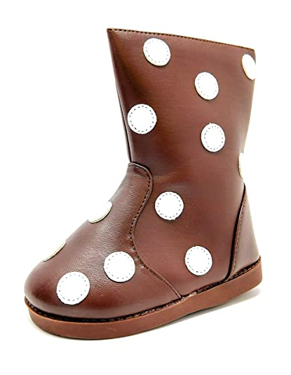 3bbf2b9005a7a Amazon.com | Sneak A' Roos Little Girl's Squeaky Toddler Boot | Walking