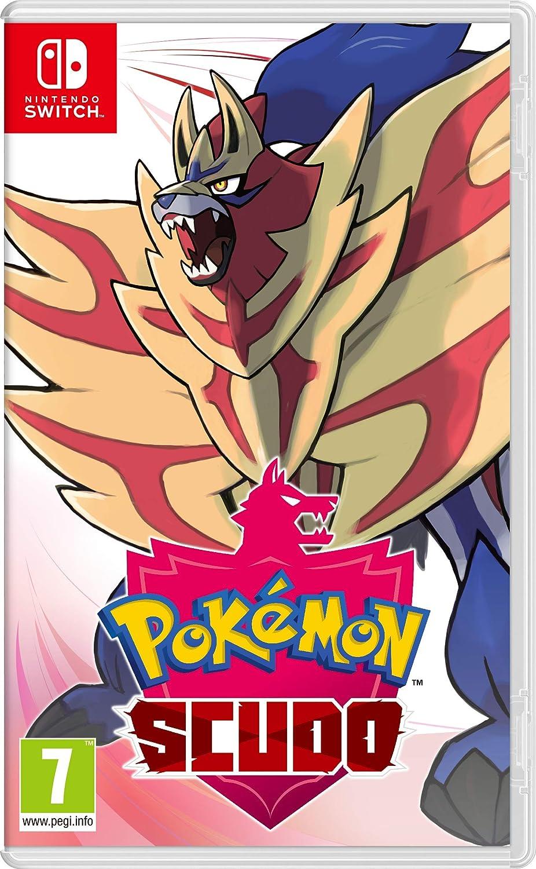 Pokemon Scudo Nintendo Switch Amazon It Videogiochi
