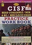 CISF Head Constable/ Min. & HC/ MIN (LDCE) Exam Practice Work Book- English - 1472