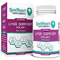 Natural Liver Cleanse Detox & Repair Supplement- Doctor Formulated No Gallbladder Formula Includes Milk Thistle - Great Stone Breaker Capsule Helps Reduce Gallstones (7 Day Liver Detox) 60 Capsules