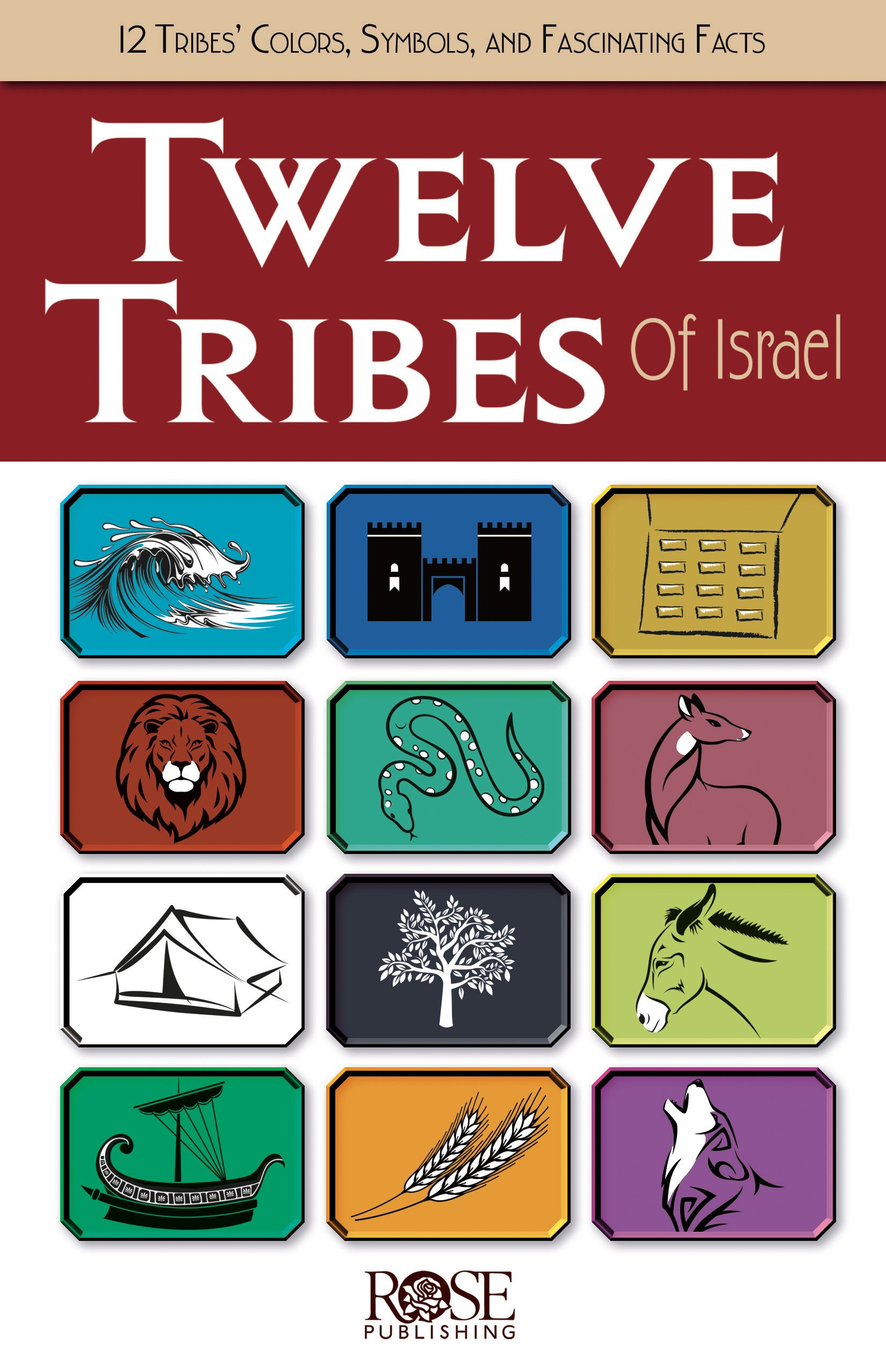 Twelve tribes of israel jessica curiel rose publishing twelve tribes of israel jessica curiel rose publishing 9781596369160 amazon books biocorpaavc Gallery