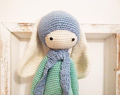 Set de amigurumi 100% algodón - Set de 180g (12 x 15g) - Lana ... | 395x500