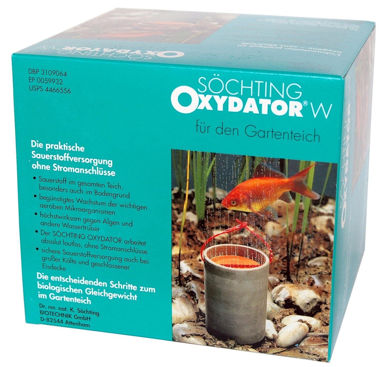 S chting 104 oxydator w teich bis 4000 l mwd for Gartenteich sauerstoff