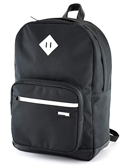 c466c712959c Formline Backpack with Smell Proof Front Pouch - Functional Travel Book Bag  w Built in
